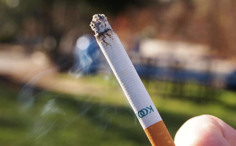 Picture of a Cigarette