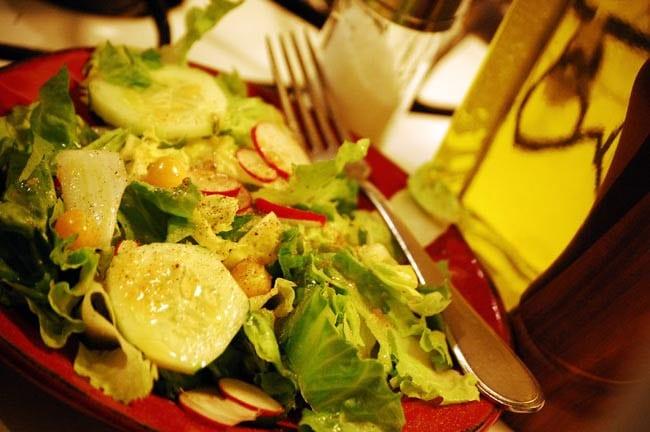 A Nice Healthy Salad